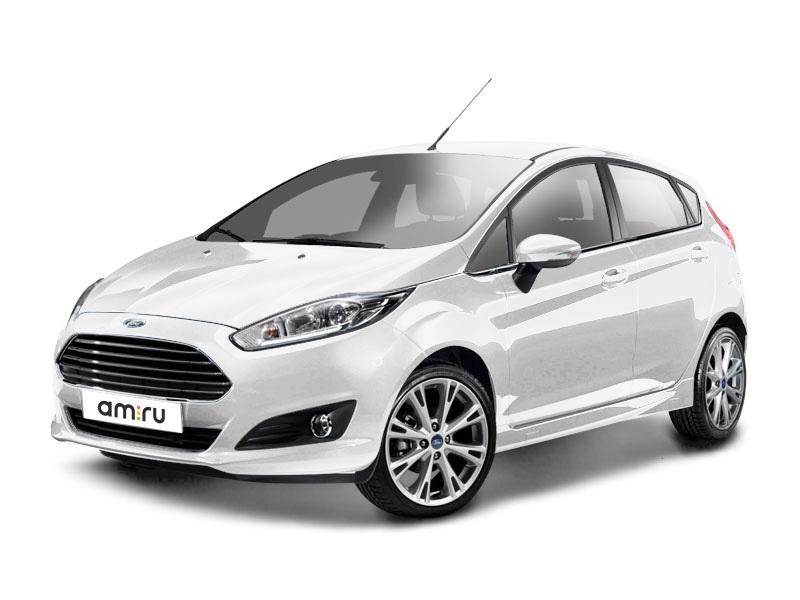 Новый авто Ford Fiesta, белый , 2017 года выпуска, цена 936 000 руб. в автосалоне Форд Центр Рязань (Рязань, ш. Куйбышевское, д. 29)