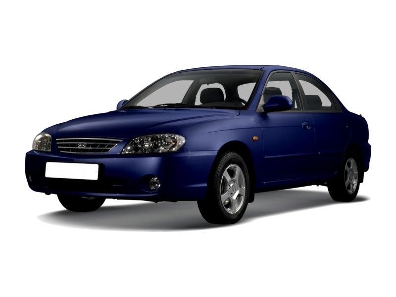 Подержанный Kia Spectra, хорошее состояние, синий , 2007 года выпуска, цена 220 000 руб. в республике Татарстане