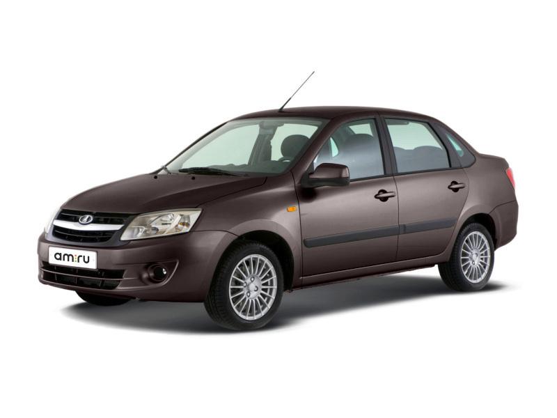 Новый авто ВАЗ (Lada) Granta, коричневый металлик, 2017 года выпуска, цена 462 700 руб. в автосалоне  ()