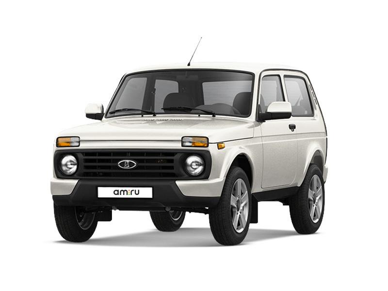 Новый авто ВАЗ (Lada) 4x4, белый , 2017 года выпуска, цена 532 800 руб. в автосалоне  ()