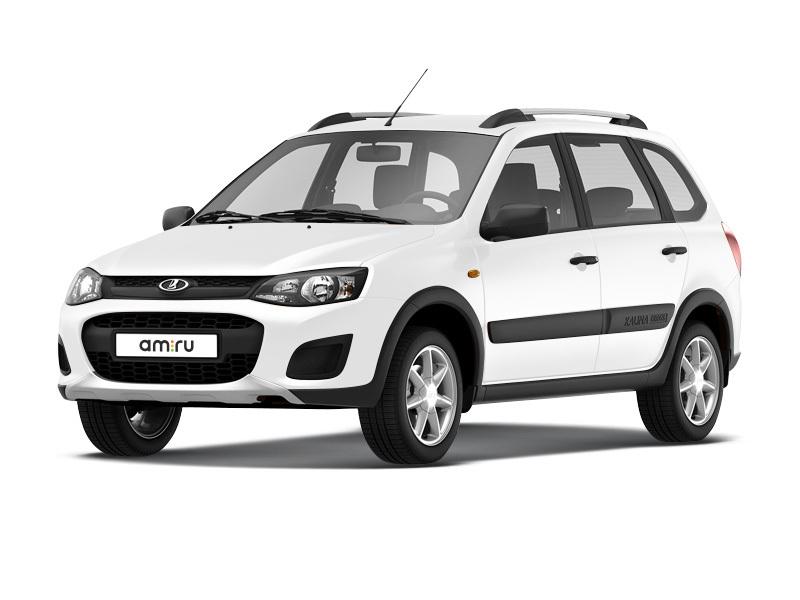 Новый авто ВАЗ (Lada) Kalina, белый , 2017 года выпуска, цена 525 800 руб. в автосалоне Волжский Лада (Волжский, пр-кт. Ленина, д. 310)