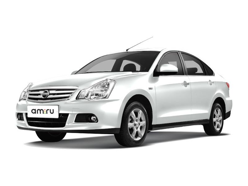 Новый авто Nissan Almera, белый металлик, 2017 года выпуска, цена 722 000 руб. в автосалоне  ()