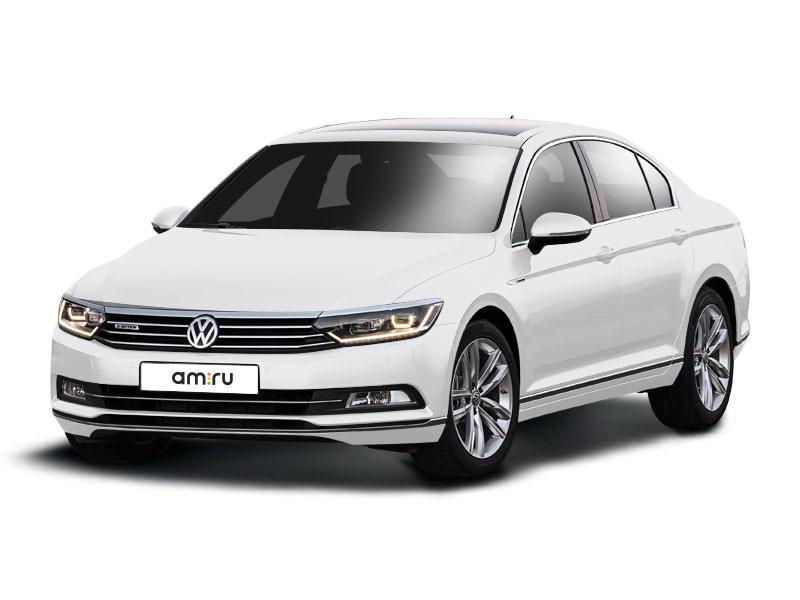 Новый авто Volkswagen Passat, белый , 2016 года выпуска, цена 1 694 120 руб. в автосалоне ИнтерАвто (Рязань, ш. Московское, д. 24А)
