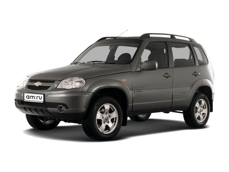 Новый авто Chevrolet Niva, серый металлик, 2017 года выпуска, цена 548 000 руб. в автосалоне  ()