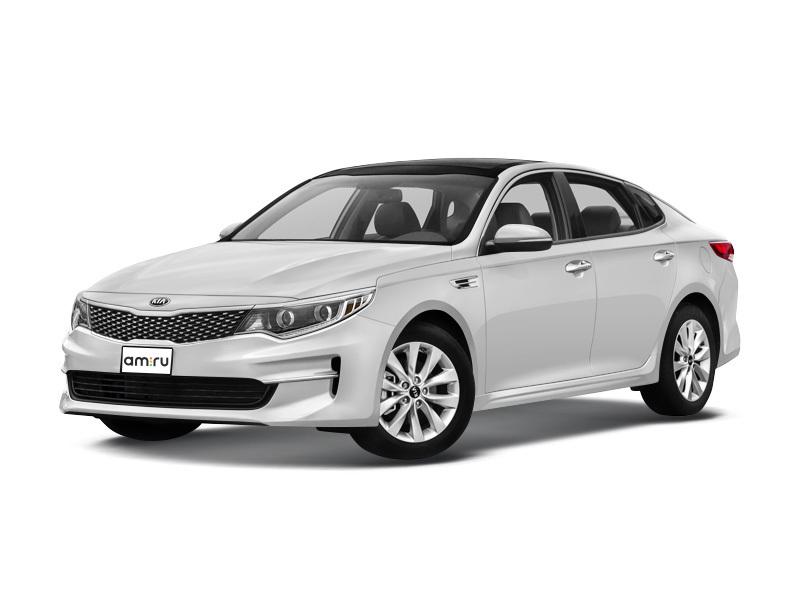 Новый авто Kia Optima, белый металлик, 2017 года выпуска, цена 1 499 900 руб. в автосалоне  ()
