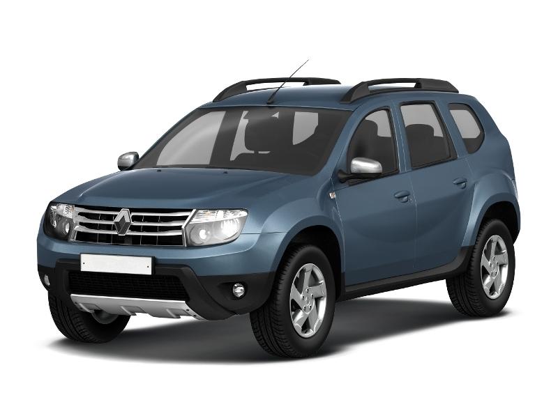 Подержанный Renault Duster, хорошее состояние, синий , 2013 года выпуска, цена 680 000 руб. в ао. Ханты-Мансийском Автономном округе - Югре