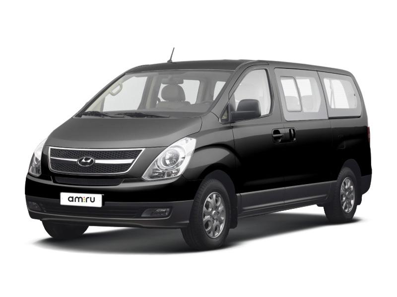 Новый авто Hyundai H-1, черный , 2016 года выпуска, цена 2 204 000 руб. в автосалоне Евразия плюс (Омск, ул. Димитрова, д. 75)