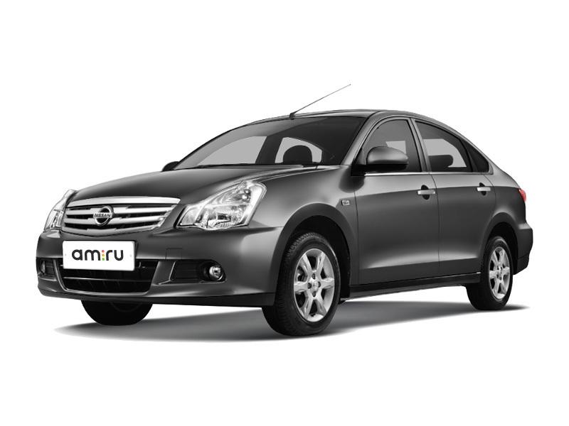 Nissan Almera с пробегом, черный металлик, отличное состояние, 2016 года выпуска, цена 613 000 руб. в автосалоне  ()