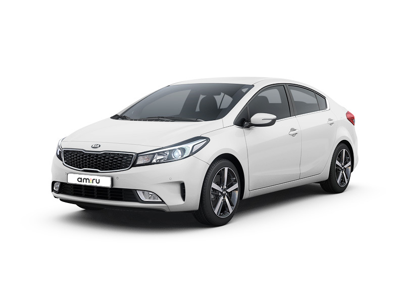 Новый авто Kia Cerato, белый металлик, 2017 года выпуска, цена 964 900 руб. в автосалоне АвтоРай KIA (Ульяновск, ул. Октябрьская, д. 22Л)