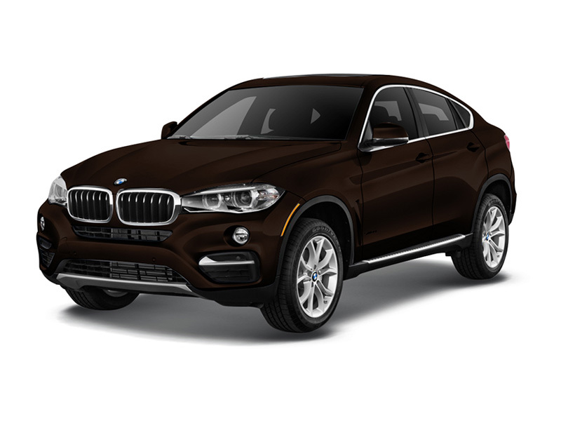 Новый авто BMW X6, черный металлик, 2017 года выпуска, цена 4 800 000 руб. в автосалоне АвтоПремиум (Курск, ул. Энгельса, д. 173Д)