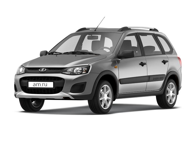 Новый авто ВАЗ (Lada) Kalina, серебряный , 2017 года выпуска, цена 524 100 руб. в автосалоне Псков-Лада (Псков, ул. Леона Поземского, д. 112)