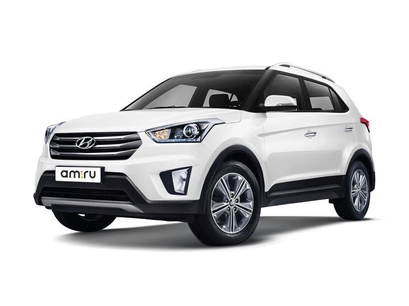 Новый авто Hyundai Creta, белый , 2017 года выпуска, цена 1 424 900 руб. в автосалоне  ()