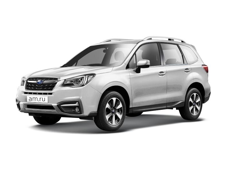 Новый авто Subaru Forester, белый металлик, 2016 года выпуска, цена 2 239 900 руб. в автосалоне  ()