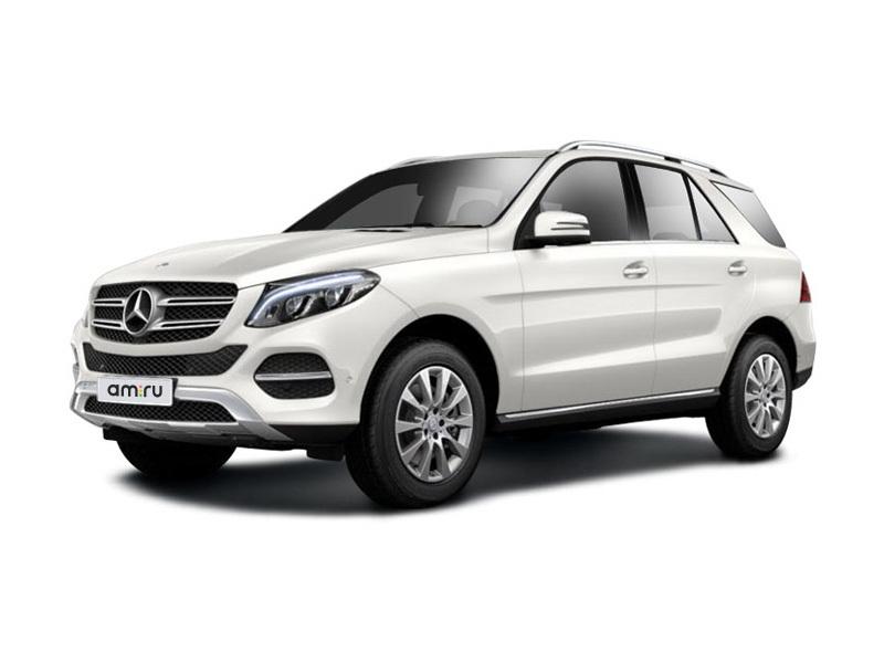 Новый авто Mercedes-Benz GLE-Класс, белый , 2017 года выпуска, цена 4 490 000 руб. в автосалоне УралАвтоХаус Магнитогорск (Магнитогорск, пр-кт Ленина, д. 97, лит. Б)