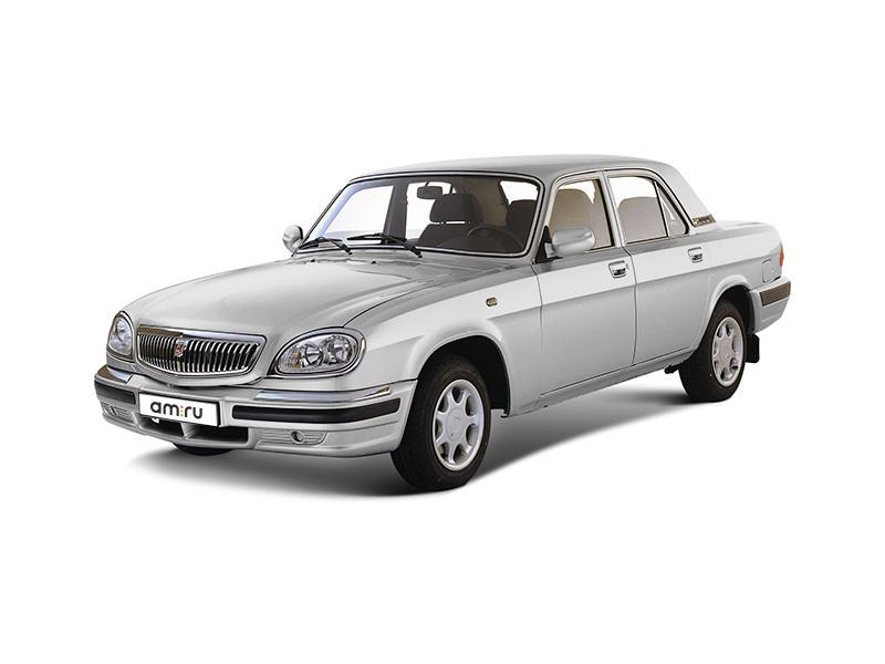 Подержанный ГАЗ 31105 Волга, хорошее состояние, серебряный , 2007 года выпуска, цена 140 000 руб. в Костромской области