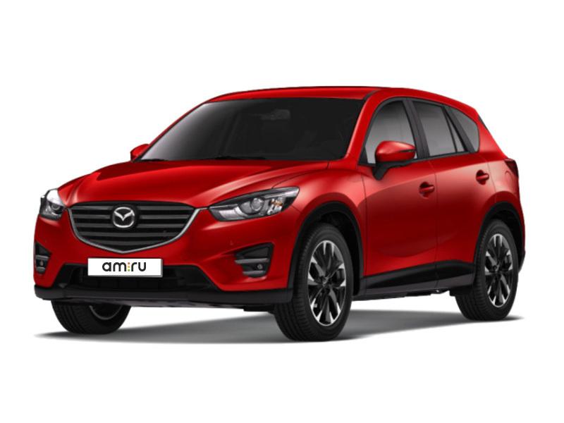 Новый авто Mazda CX-5, красный металлик, 2017 года выпуска, цена 1 685 000 руб. в автосалоне  ()