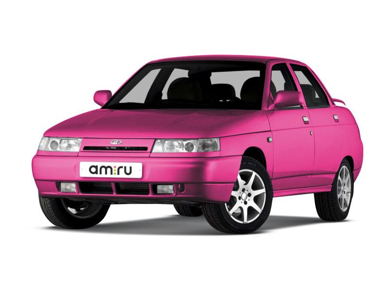 Подержанный ВАЗ (Lada) 2110, среднее состояние, розовый , 2001 года выпуска, цена 50 000 руб. в Нижнем Новгороде