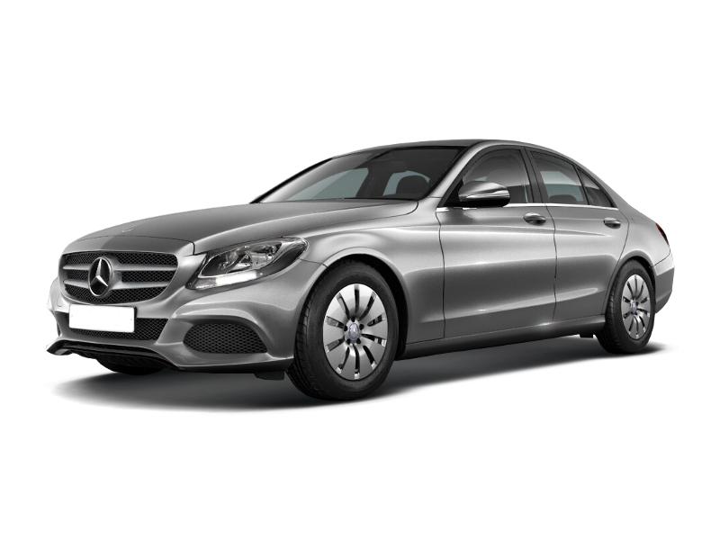 Новый авто Mercedes-Benz C-Класс, серый металлик, 2016 года выпуска, цена 2 390 000 руб. в автосалоне  ()