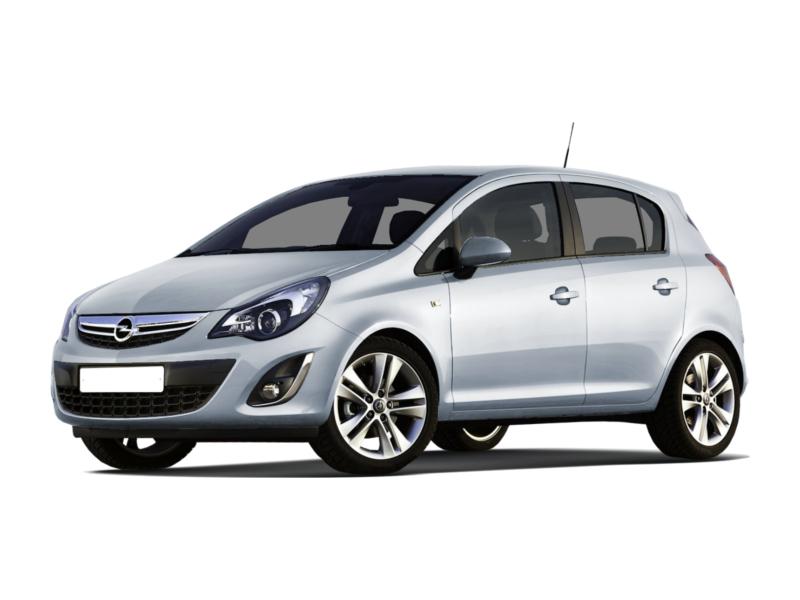 Подержанный Opel Corsa, хорошее состояние, серебряный , 2013 года выпуска, цена 450 000 руб. в республике Татарстане