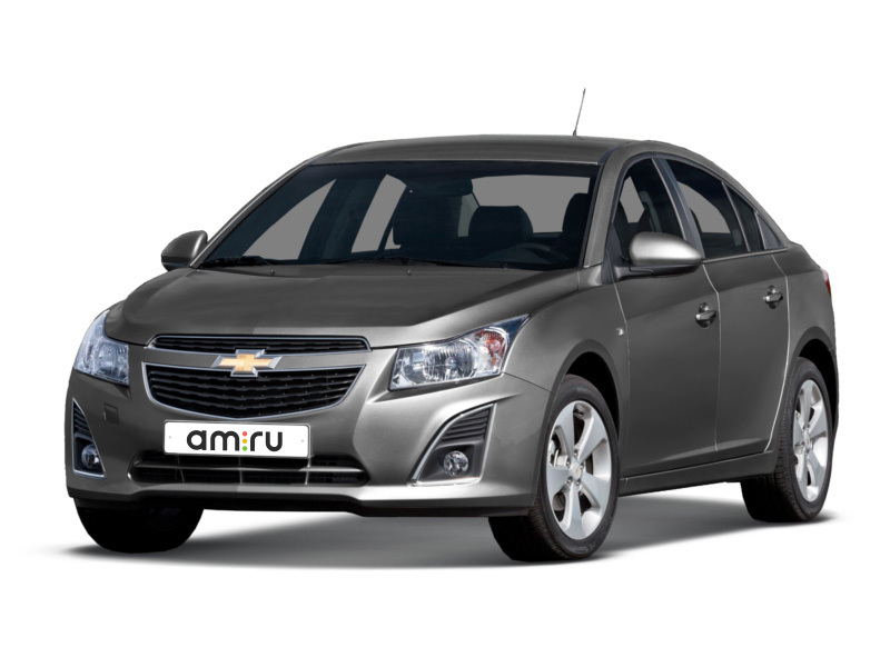Подержанный Chevrolet Cruze, хорошее состояние, серый , 2014 года выпуска, цена 750 000 руб. в республике Татарстане