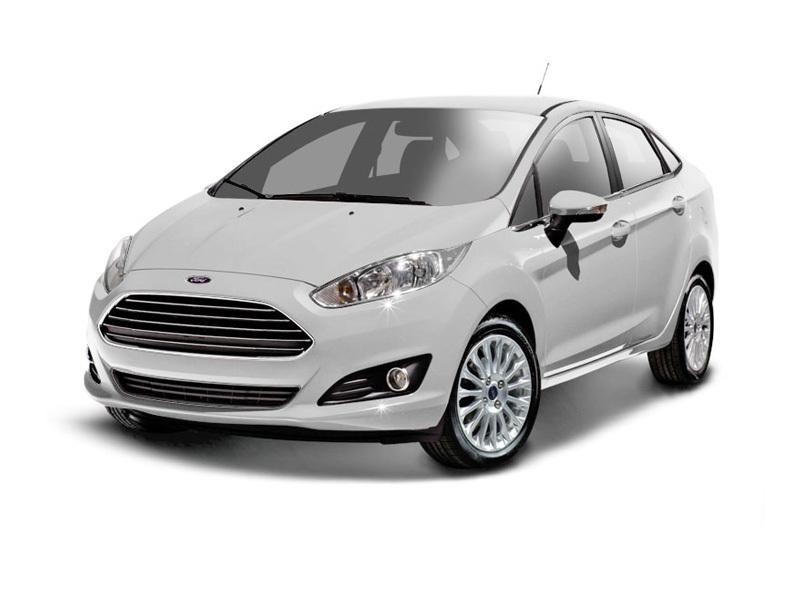 Новый авто Ford Fiesta, белый , 2016 года выпуска, цена 807 400 руб. в автосалоне Автосалон-2000 Ford (Оренбург, ул. Монтажников, д. 16/4)