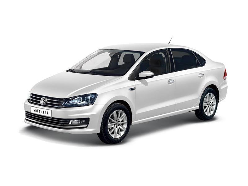 Новый авто Volkswagen Polo, белый , 2017 года выпуска, цена 698 890 руб. в автосалоне Фольксваген Центр Макон Авто (Тверь, пр-кт 50 лет Октября, д. 5)