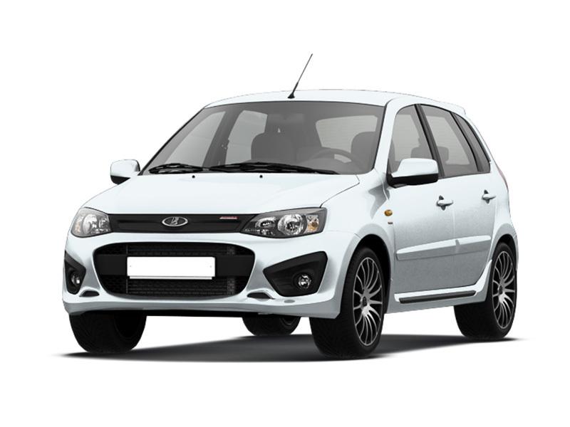 Новый авто ВАЗ (Lada) Kalina, белый , 2017 года выпуска, цена 616 900 руб. в автосалоне Псков-Лада (Псков, ул. Леона Поземского, д. 112)