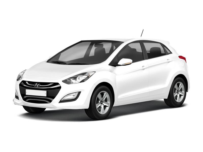 Подержанный Hyundai i30, отличное состояние, белый , 2013 года выпуска, цена 620 000 руб. в республике Татарстане