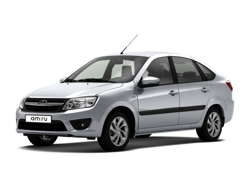 Новый авто ВАЗ (Lada) Granta, белый , 2017 года выпуска, цена 414 200 руб. в автосалоне Альянс-Авто-Шарья (Шарья, ул. 1-й микрорайон, д. 21А)