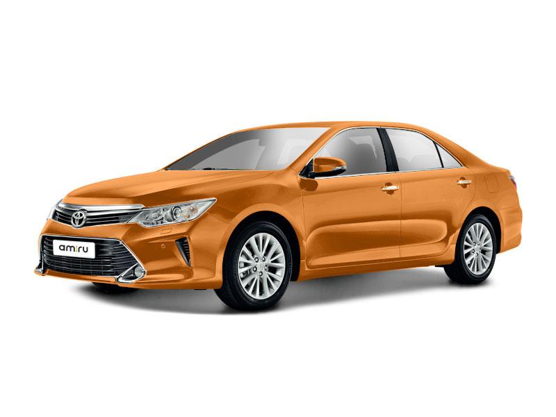 Новый авто Toyota Camry, коричневый , 2017 года выпуска, цена 1 731 000 руб. в автосалоне  ()