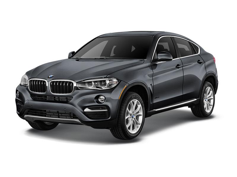 Новый авто BMW X6, серый металлик, 2017 года выпуска, цена 4 600 000 руб. в автосалоне АвтоПремиум (Курск, ул. Энгельса, д. 173Д)