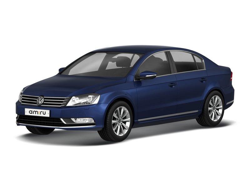 Подержанный Volkswagen Passat, хорошее состояние, синий , 2012 года выпуска, цена 900 000 руб. в ао. Ханты-Мансийском Автономном округе - Югре