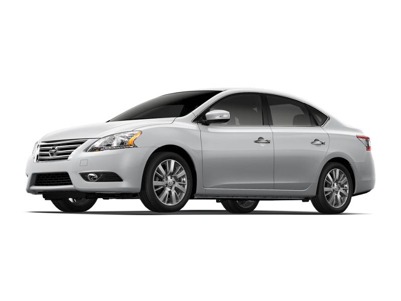 Nissan Sentra с пробегом, серебряный металлик, отличное состояние, 2015 года выпуска, цена 1 047 000 руб. в автосалоне  ()