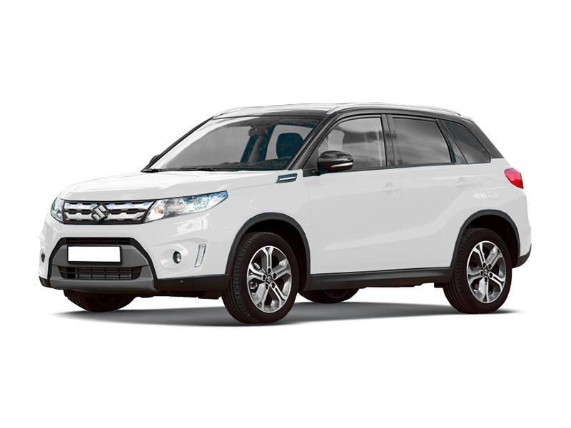 Новый авто Suzuki Vitara, белый металлик, 2016 года выпуска, цена 1 373 950 руб. в автосалоне  ()