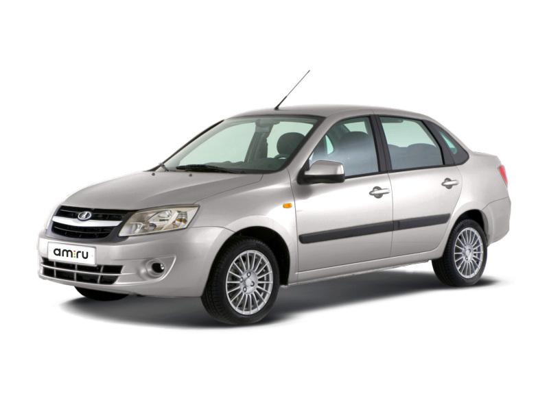 Новый авто ВАЗ (Lada) Granta, серебряный , 2017 года выпуска, цена 447 700 руб. в автосалоне РУМОС Lada (Тверь, автодорога Москва — Санкт-Петербург, 165 км)
