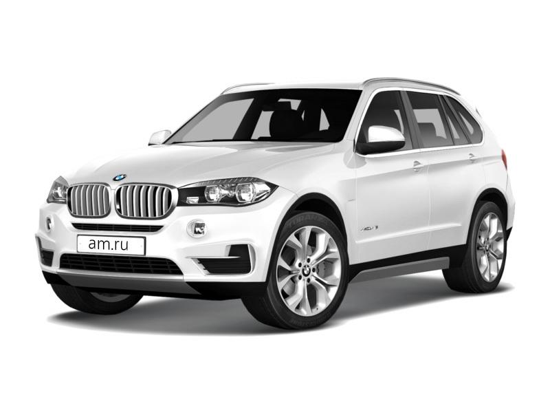Новый авто BMW X5, белый металлик, 2017 года выпуска, цена 4 400 000 руб. в автосалоне АвтоПремиум (Курск, ул. Энгельса, д. 173Д)