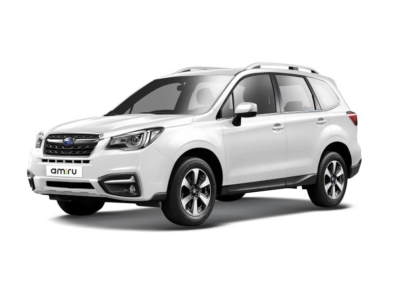 Новый авто Subaru Forester, белый металлик, 2017 года выпуска, цена 1 859 900 руб. в автосалоне  ()