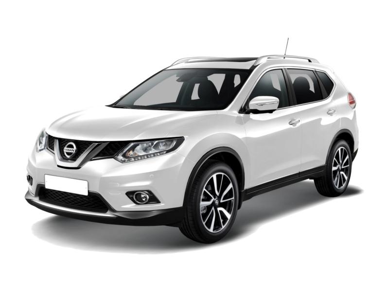 Новый авто Nissan X-Trail, белый матовый, 2017 года выпуска, цена 1 788 000 руб. в автосалоне Автомир Nissan Архангельск (Архангельск, пр-кт Московский, д. 35)