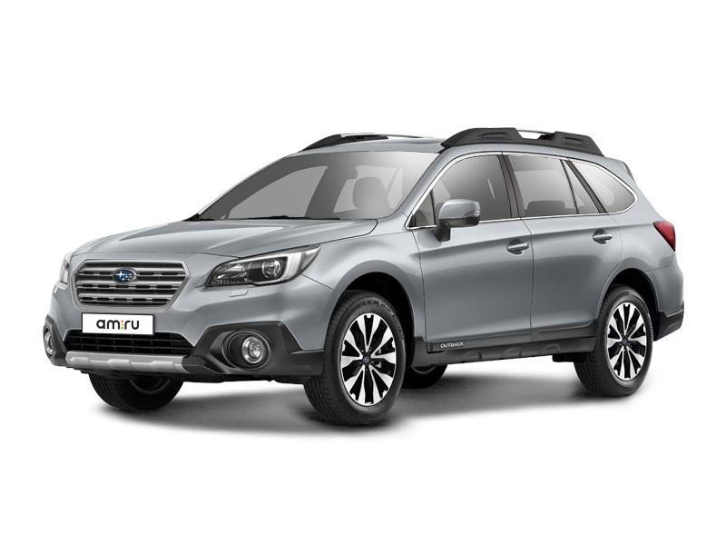 Новый авто Subaru Outback, серый металлик, 2016 года выпуска, цена 2 549 900 руб. в автосалоне Авиавто (Оренбург, ул. Беляевская, д. 58)