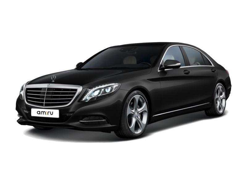 Новый авто Mercedes-Benz S-Класс, черный металлик, 2016 года выпуска, цена 9 770 000 руб. в автосалоне УралАвтоХаус Магнитогорск (Магнитогорск, пр-кт Ленина, д. 97, лит. Б)