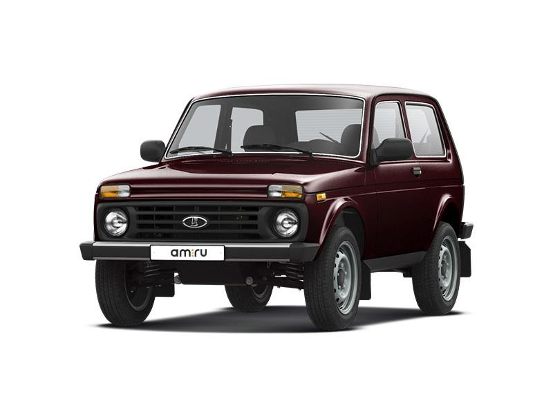 Подержанный ВАЗ (Lada) 4x4, отличное состояние, бордовый металлик, 2012 года выпуска, цена 290 000 руб. в ао. Ханты-Мансийском Автономном округе - Югре