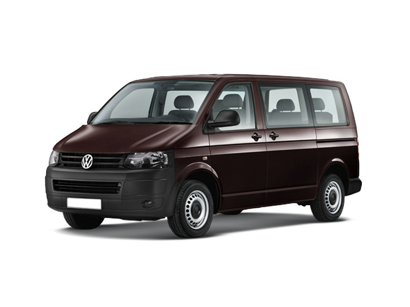 Подержанный Volkswagen Caravelle, хорошее состояние, коричневый металлик, 2011 года выпуска, цена 1 050 000 руб. в ао. Ханты-Мансийском Автономном округе - Югре