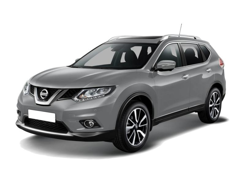 Новый авто Nissan X-Trail, серебряный металлик, 2017 года выпуска, цена 1 481 000 руб. в автосалоне Автомир Nissan Архангельск (Архангельск, пр-кт Московский, д. 35)