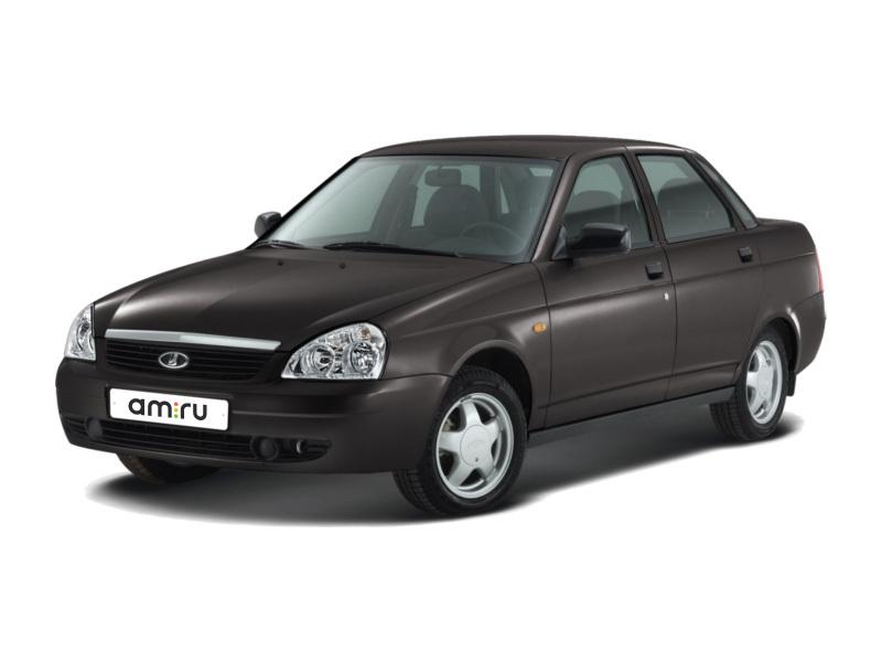 Подержанный ВАЗ (Lada) Priora, отличное состояние, серый , 2011 года выпуска, цена 205 000 руб. в Воронежской области