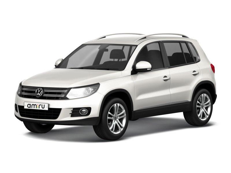 Новый авто Volkswagen Tiguan, серебряный металлик, 2016 года выпуска, цена 1 482 490 руб. в автосалоне  ()