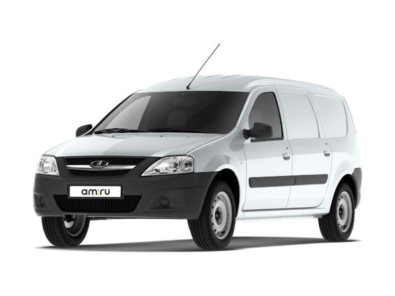 Новый авто ВАЗ (Lada) Largus, белый , 2017 года выпуска, цена 557 400 руб. в автосалоне  ()