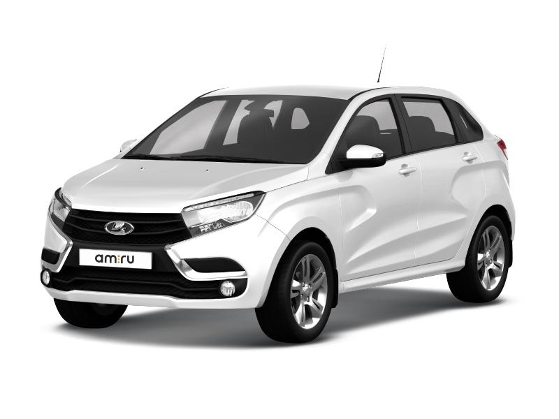 Новый авто ВАЗ (Lada) XRAY, белый , 2017 года выпуска, цена 685 900 руб. в автосалоне  ()