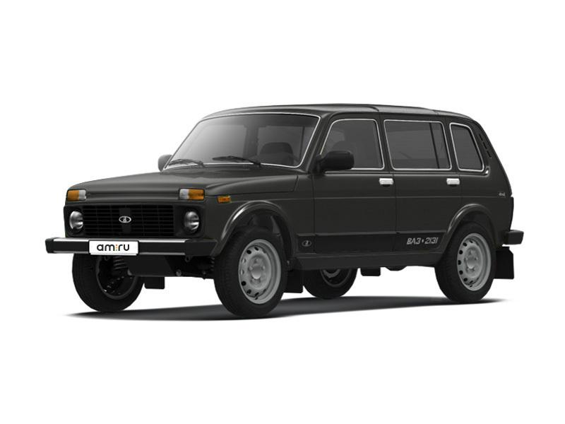 Новый авто ВАЗ (Lada) 4x4, серый , 2017 года выпуска, цена 520 700 руб. в автосалоне  ()