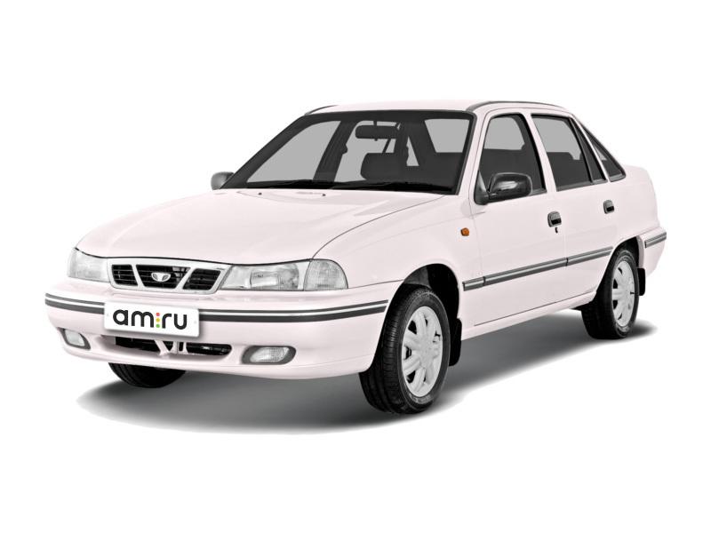 Подержанный Daewoo Nexia, среднее состояние, белый , 2000 года выпуска, цена 60 000 руб. в Челябинской области