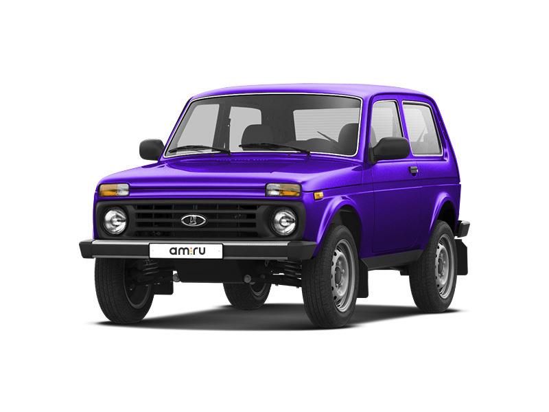 Новый авто ВАЗ (Lada) 4x4, фиолетовый , 2017 года выпуска, цена 487 900 руб. в автосалоне Сильвер-Авто на Магнитной (Магнитогорск, ул. Магнитная, д. 160)